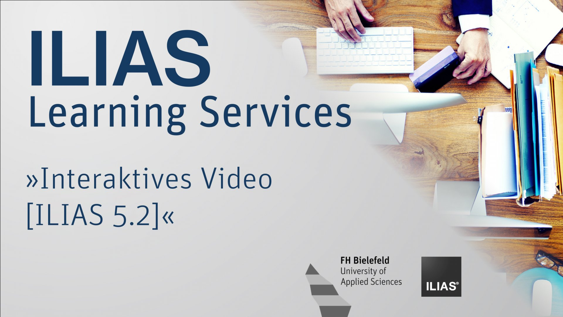 [ILIAS 5.2] Interaktives Video