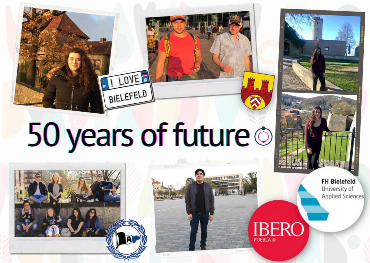 Anniversary messages from our partner universities - Ibero-American University Puebla (Mexico)