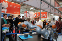 Hannover Messe 2017 Exponat ISYM